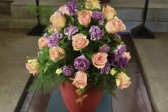 Blumen Urnenkrone