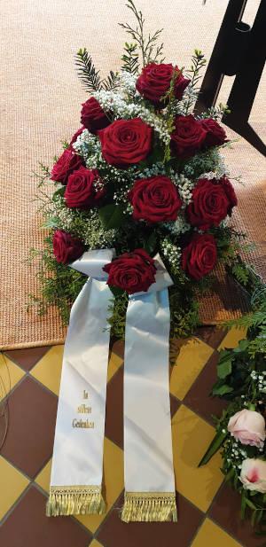 Bestattungs Trauergebinde