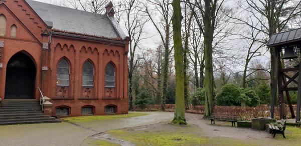 Beerdigung evangelischer Friedhof Pankow